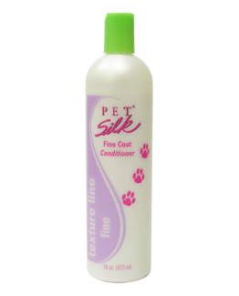 Petsilk- Fine Coat Conditioner
