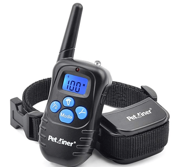 Petrainer-PET998DRB Rainproof Dog Shock Collar