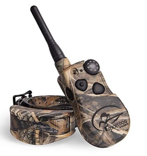 SportDOG Brand WetlandHunter 1825X Camouflage Remote Trainer