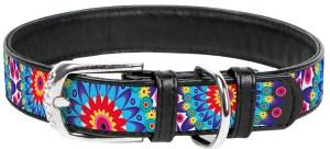 Buckle type fastener collar