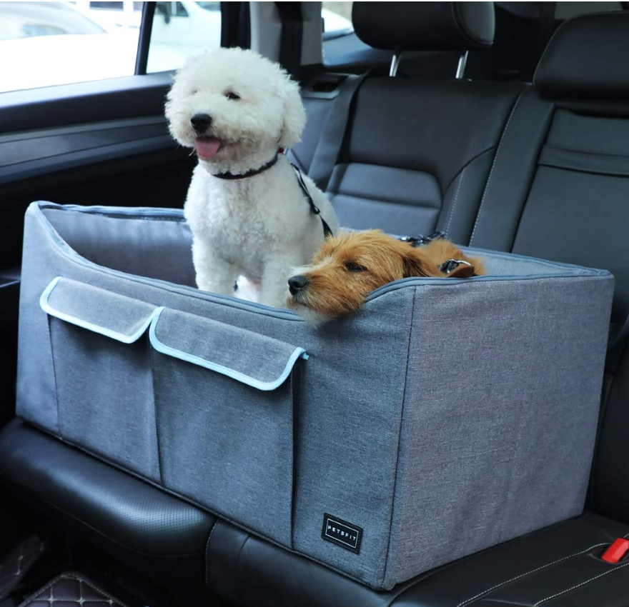 Petsfit Dog Car Booster Seat