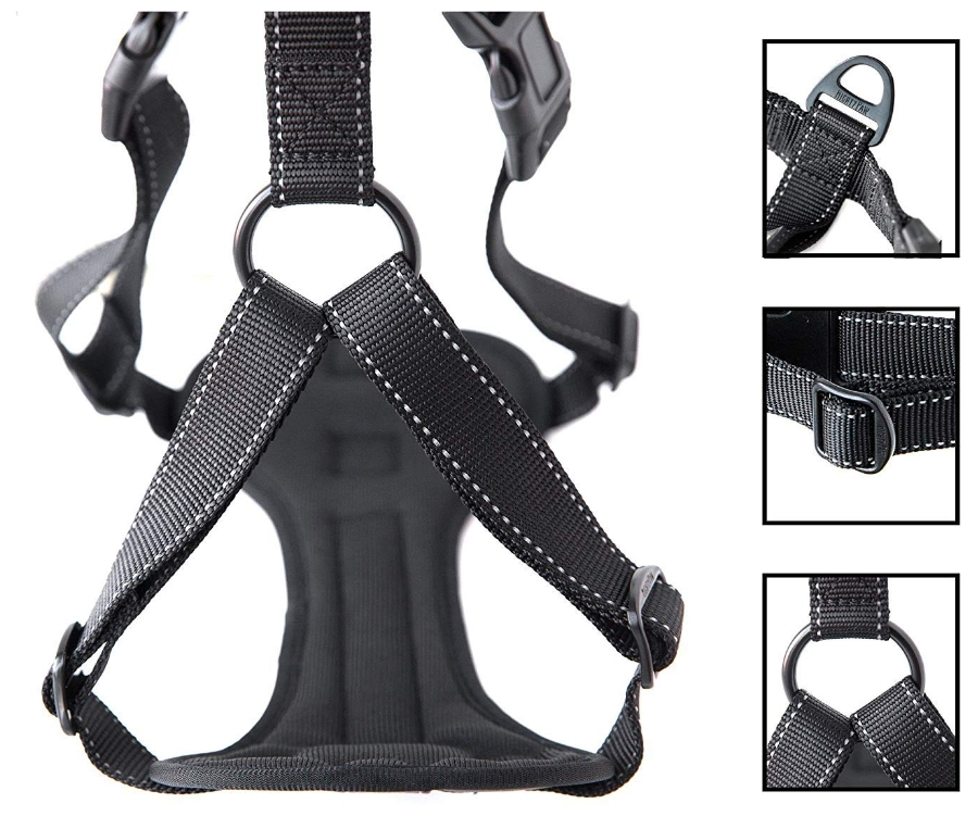 Mighty Paw Car Dog Harness