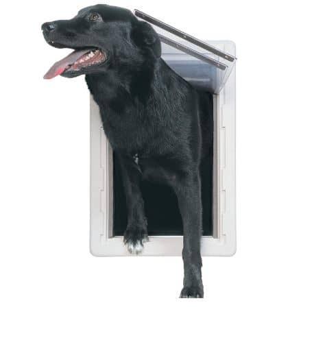 PERFECT PET The All-Weather Energy Efficient Dog Door