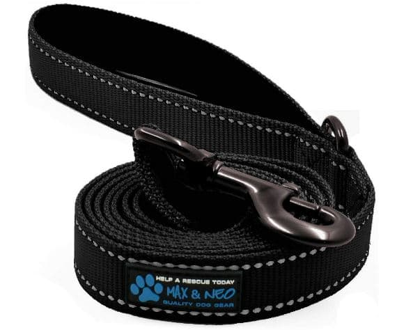 Max and Neo Reflective Nylon Dog Leash review
