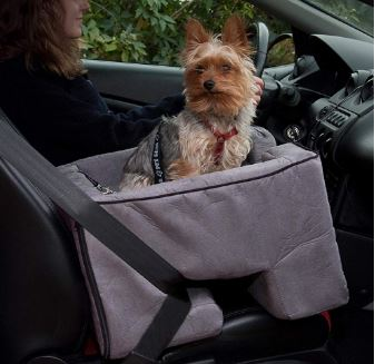 Pet Gear Lookout Booster Car Seat review