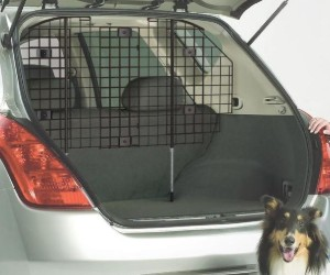 MidWest Pet Barrier Wire Mesh Car Barrier review