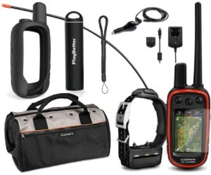 Garmin Alpha 100 / TT15 Combo Hunting Armor Bundle review