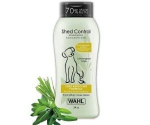 Wahl Shed Control Pet Shampoo review