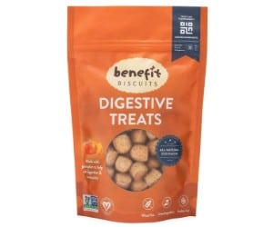Benefit Biscuits, All Natural Dog Treats, Certified Vegan review