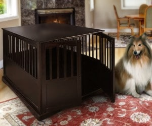 Casual Home Wooden Pet Crate review