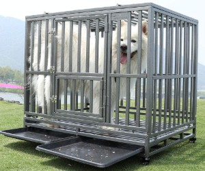 SMONTER Heavy Duty Dog Crate review