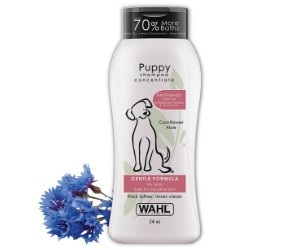 Wahl Gentle Puppy Shampoo for Pets review