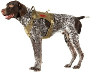 OneTigris Tactical Dog Harness