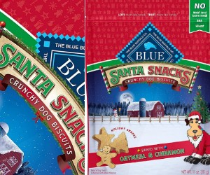 Blue Buffalo Santa Snacks review