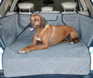 K&H Pet Products Quilted Cargo Cover review