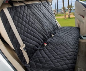 VIEWPETS Bench Car Seat Cover Protector review