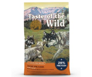Taste of the Wild with Ancient Grains for Puppies review