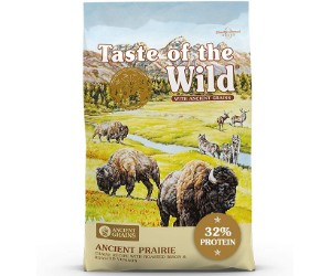 Taste of the Wild with Ancient Grains for All Breeds review
