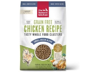 The Honest Kitchen Whole Food Clusters for Small Breeds  review