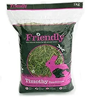 friendly timothy hay