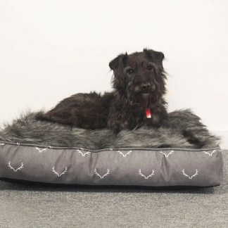 fur mattress for dogs