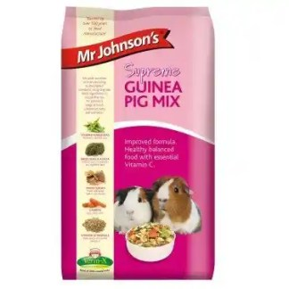 mr johnsons guinea pig food
