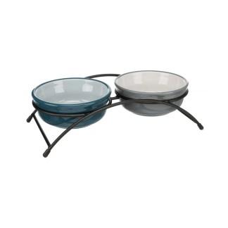 double bowl set