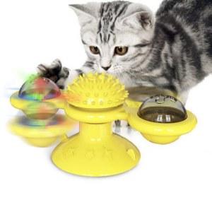 jouet tournant pour jaune