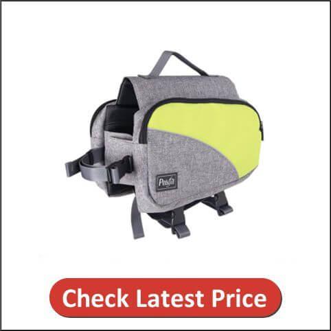 Petsfit Dog Travel Camping Backpack