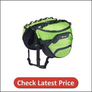 Pettom Dog Saddle Backpack