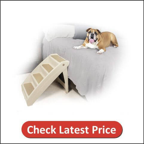 PetSafe Solvit PupSTEP Plus Pet Stairs