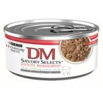 Purina-Dm-Savory-Selects-Dietetic-Management-Cat-Food-24-55-oz-Cans-0