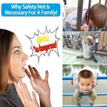 4UHeart-Child-Safety-Net-10ft-x25ft-Rail-Balcony-Banister-Stair-Net-Safety-for-Kids-Toys-Pets-Safe-for-Indoor-Outdoor-Patios-or-Balcony-Use-0-0