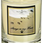 Aroma-Paws-Pawprints-in-Sand-Gold-Memorial-Candle-8-Ounce-0