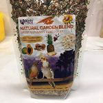 Birds-LOVE-All-Natural-Garden-Blend-Bird-Food-for-Lovebirds-Parakeets-Cockatiels-Conures-Quakers-Cockatoos-Macaws-and-All-Sized-Birds-0