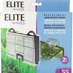 Elite-Carbon-Cartridge-for-Hush-55-Power-Aquarium-Filter-2-Pack-0-1