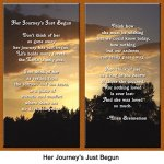 Her-Journeys-Just-Begun-Pet-Loss-Sympathy-Picture-Frame-Gift-and-Memorial-with-optional-custom-photo-editing-0-0