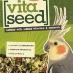 Higgins-466155-Vita-Seed-Cockatiel-Food-For-Birds-25-Pound-0