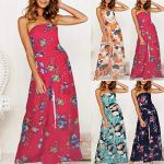 Sttech1-Ladies-Sleeveless-Straps-Printed-Wide-Leg-Pants-Long-Jumpsuit-Backless-Strappy-Playsuit-0