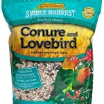 Sweet-Harvest-Conure-and-Lovebird-Bird-Food-4-lbs-Bag-Seed-Mix-for-Conures-and-Lovebirds-0