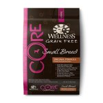 Wellness-CORE-Natural-Dry-Grain-Free-Small-Breed-Dog-Food-Turkey-Chicken-12-Pound-Bag-0