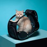 ibiyaya-Top-Loaded-Pet-Carrier-for-Cats-and-Dogs-Collapsible-Made-from-Suitcase-Material-a-Great-Alternative-to-pet-Kennel-and-Dog-Carrier-Purse-0-1