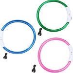 2-3-Pack-LED-Dog-Collar-With-Rubber-Teething-Chewing-USB-Rechargeable-Adjustable-Pet-Necklace-fit-11-20-for-Small-Medium-Large-Dogs-0-2