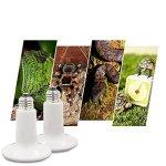 Aiicioo-110v-150-Watt-Reptile-Ceramic-Infrared-Heat-Emitter-Brooder-Heater-Lamp-Bulb-White-0-1