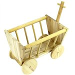 BP-Cute-Hay-Rack-Stroller-Made-of-Real-Wood-for-Bunny-Chinchillas-Guinea-Pigs-and-Other-Small-Animal-Pet-0-2