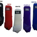 Barn-Stable-Set-4-Horse-Stable-Vented-Sport-Boots-Leg-Protection-Wrap-Medium-PURPLE-0