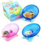 Best-Quality-Cages-Accessories-Hamster-Exercise-Flying-Saucer-Wheel-Mice-Gerbil-Fitness-Gyro-Running-Game-Toy-by-Viet-SC-1-PCs-0-0
