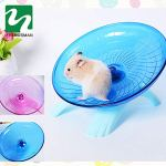Best-Quality-Cages-Accessories-PC-Pet-Hamster-Mouse-Running-Disc-Flying-Saucer-18cm-Diameter-Exercise-Sport-Jogging-Wheel-Hamster-Accessorie-Pet-Tools-by-VietRattan-1-PCs-0-0