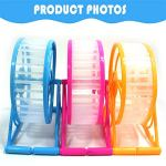 Best-Quality-Cages-Pet-Shaped-Jogging-Hamster-Mice-Small-Exercise-Toys-Gerbil-Exercise-Hollow-Out-Mice-Hamste-Running-Spinner-Sports-Wheel-by-Viet-SC-1-PCs-0-0