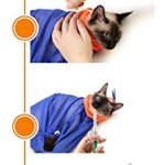 CatYou-Cat-Grooming-Bag-Puppy-Dog-Cleaning-Polyester-Soft-Mesh-Scratch-Biting-Resisted-for-Bathing-Injecting-Examining-Nail-Trimming-0-0